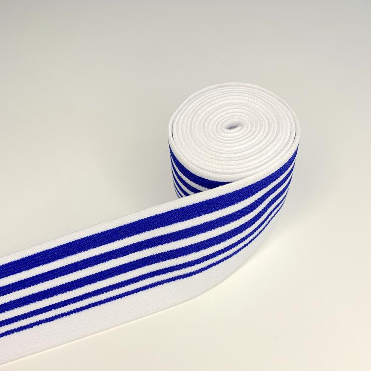 Good quality stripe elastic for Clothes stripe elastic band